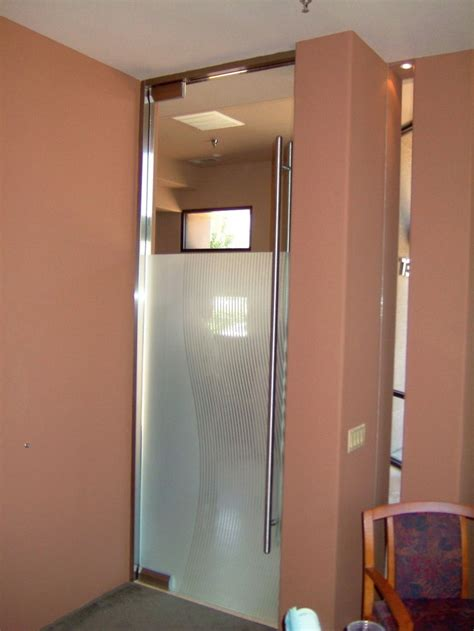 frameless glass interior doors frosted frameless glass doors sans soucie glass