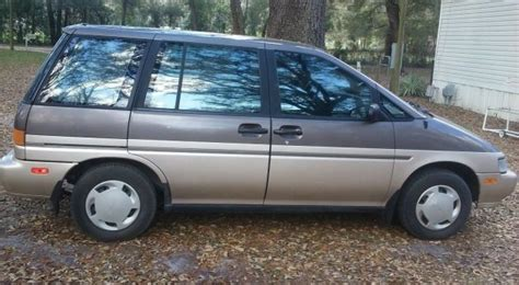 Nissan Axxess by Find Another One 1990 Nissan Axxess
