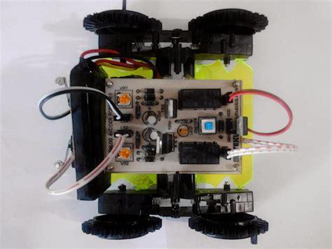 Cara Membuat Robot Otomatis Sederhana | cara membuat robot sederhana dari barang bekas tanpa