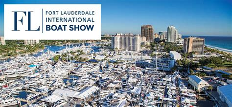 hours of fort lauderdale boat show 2016 fort lauderdale international boat show guide