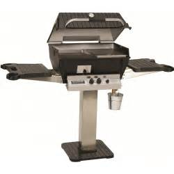 Patio Gas Bbq Broilmaster Q3x Qrave Propane Gas Grill On Stainless Steel