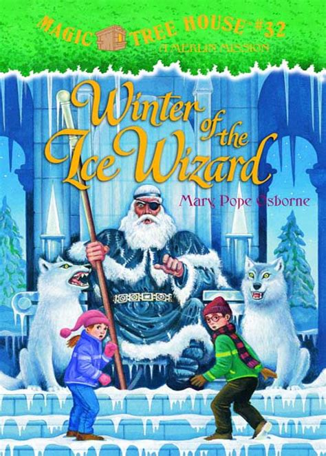 winter of the wizard book report winter of the wizard a merlin mission