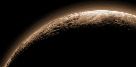 new images of pluto picture of pluto further refined by months of new horizons