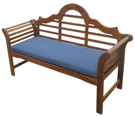 where to buy bench cushions buy lutyens bench cushion navy