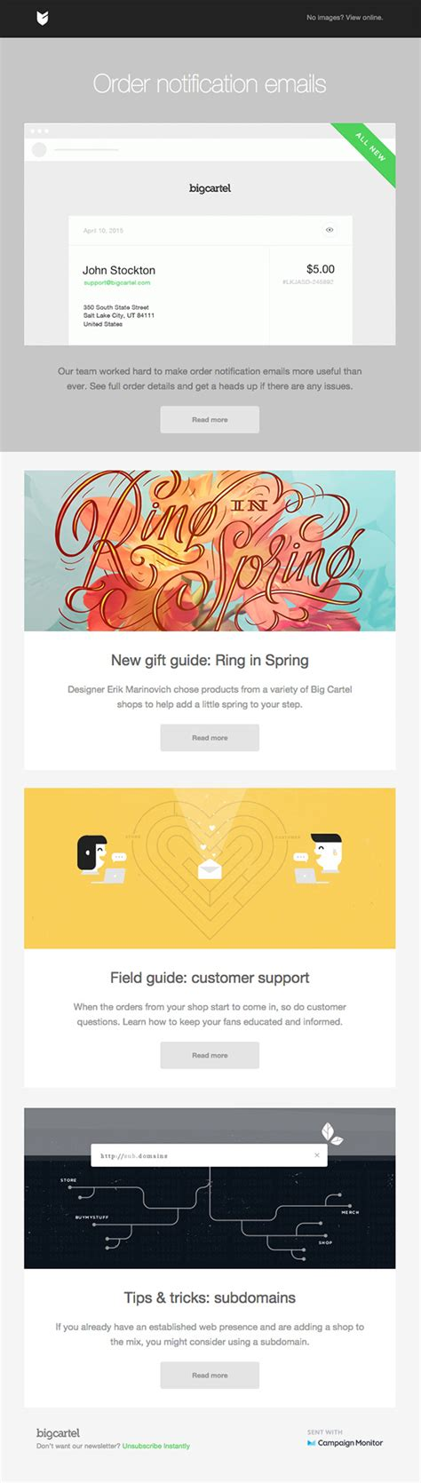 email design how to be a great email designer essential tools designmodo
