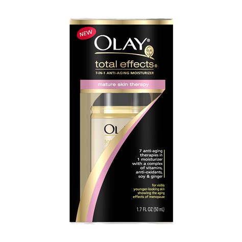 Olay Total Effects 7 olay total effects skin 1 7 ounce skin care moisturizers creams