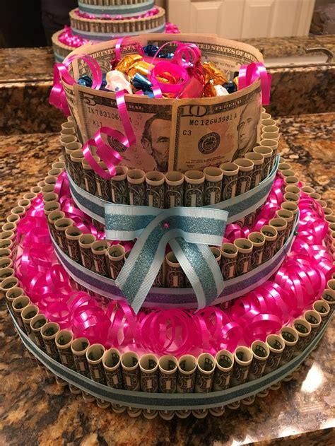 Best  Money Cake  Ee  Ideas Ee   On Pinterest  Ee  Birthday Ee   Money
