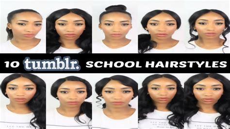 school hairstyles quiz 10 easy back to school hairstyles wig iamshe