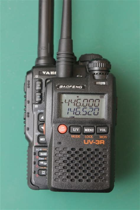 Vx 3r baofeng uv 3r mkii review 2m 440mhz mini ht