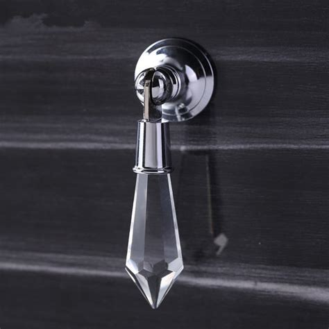 silver dresser handles lowes clear crystal drawer pulls drop bright silver sparkly