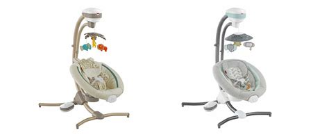 fisher price outdoor swing recall fisher price infant cradle swings recalled because of fall