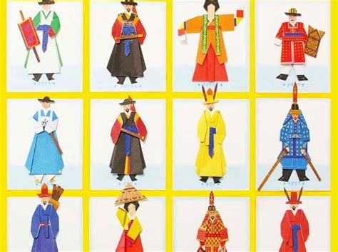 Korean Paper Folding - seouls korean paper folding