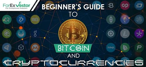 beginner s guide to bitcoin cryptocurrencies investing