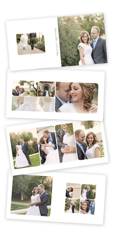 Wedding Photobook Layout | simple to do photo book layout idea photo books pinterest
