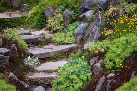 Stufen Im Garten Anlegen by Treppe Anlegen 187 Bauanleitung F 252 R Eine Gartentreppe