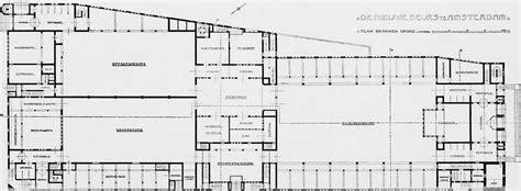 Free Floor Plan Designer File H P Berlage Beurs Van Berlage Plan 1 Jpg Wikimedia
