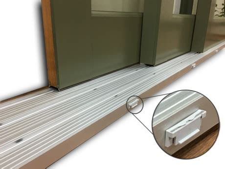 Patio Door Sill by Ag Millworks Multi Slide Patio Doors