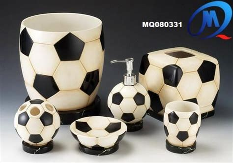 soccer bathroom accessories 1000 ideas about soccer room on soccer