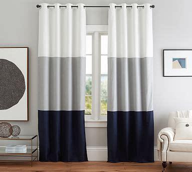 black and white color block curtains color block curtains tubmanugrr com