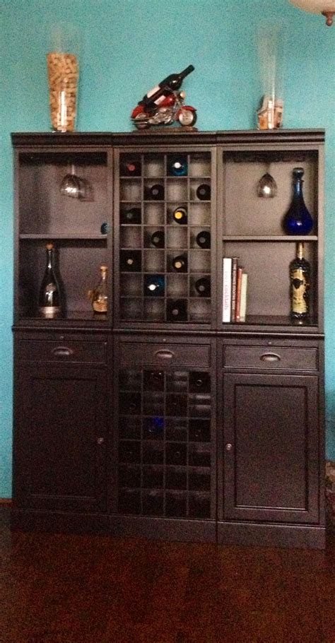 pottery barn wine cabinet 17 best images about wine and liquor cabinet on