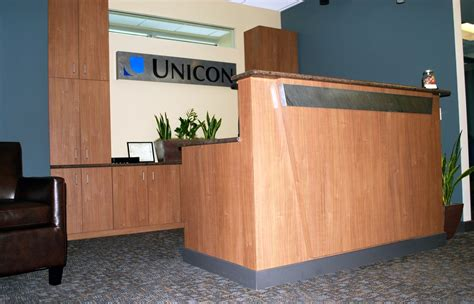 Corporate Reception Desk Custom Corporate Reception Desk By Ck Valenti Designs Inc Custommade