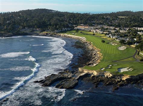 pebble beach play 7 of the world s greatest golf holes at pebble beach