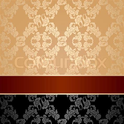 Ribbon Cullote Black Grey Grey Maroon seamless pattern floral decorative background maroon