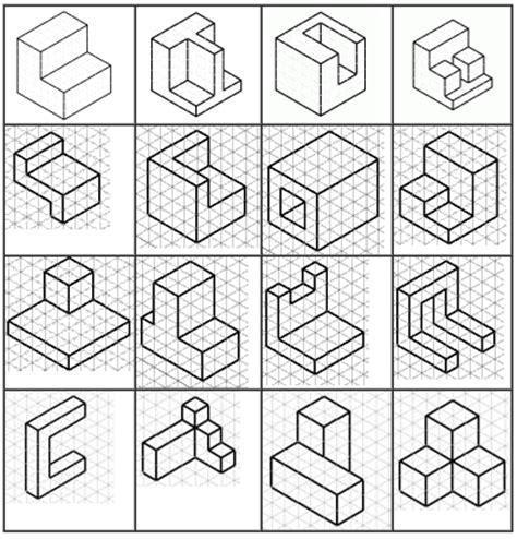 figuras geometricas utilizadas en el dibujo tecnico aula de tecnolog 205 as vistas y perspectivas en quot ra 250 l