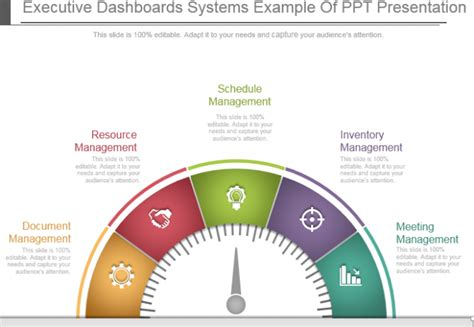 Powerpoint Tutorial 13 Make An Impressive Speedometer Dashboard Design In Just 5 Steps The Executive Powerpoint Templates