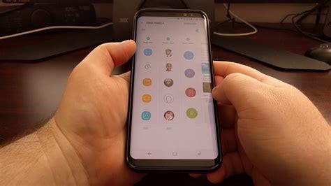 galaxy s8 edge lighting galaxy s8 s8 edge screen edge panel edge lighting