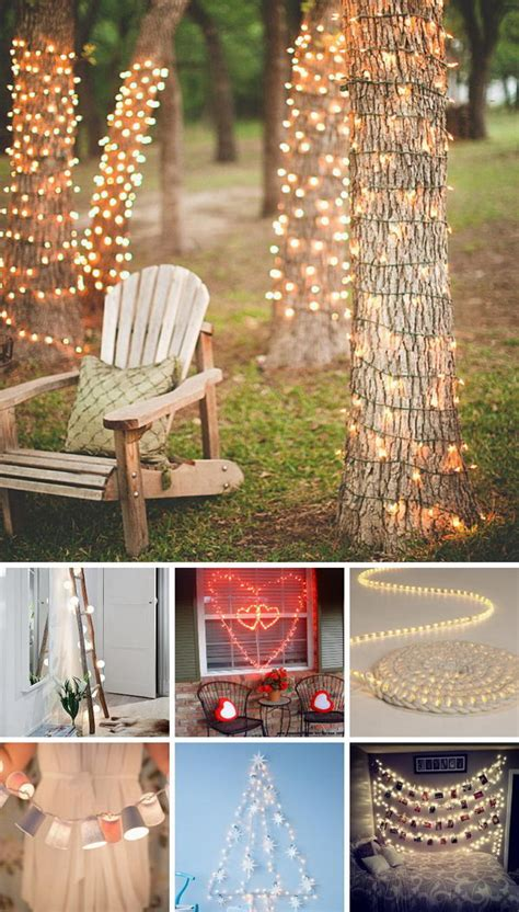 how to decorate your home with lights 25 wonderful ideas and tutorials to decorate your home
