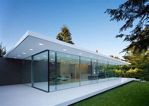 glass haus haus d10 by werner sobek homedsgn