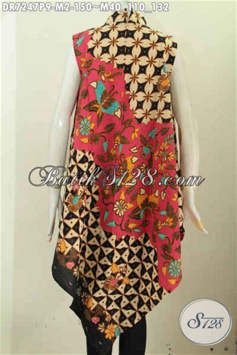 Baju Terusan Wanita Bahan Halus Untuk Kerja 100 gambar baju batik tanpa lengan dengan baju batik