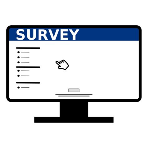 online customer satisfaction survey file online survey icon or logo svg wikimedia commons