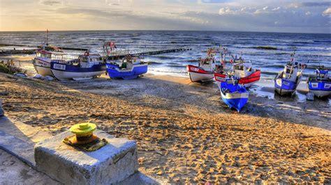 boat pulpit definition lovely boat fleet on the beach hdr hd desktop wallpaper