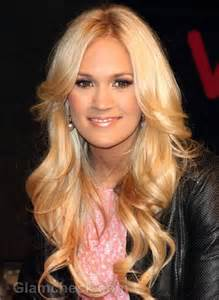 carrie underwood hair color carrie underwood side part hairstyles 2012 hairstyle in