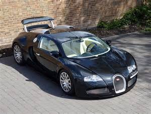 2007 Bugatti Veyron 2007 Bugatti Veyron 16 4 Single Tone Black Metallic