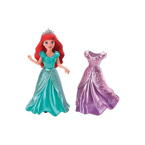 New Fashion Doll 9406 Semprem 6 Warna disney princess ariel doll kingdom fashion set magiclip