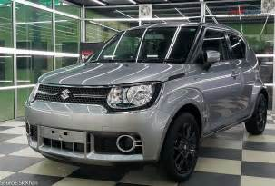 Maruti Suzuki Specs Maruti Suzuki Ignis Launched In India From Rs 4 59 Lakh