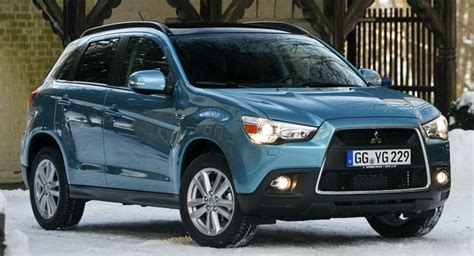 mitsubishi crossover models mitsubishi asx crossover new gallery and details on euro
