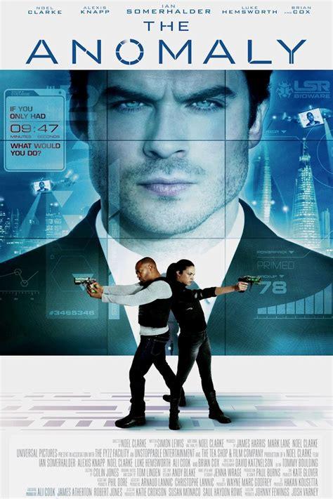 The Anomaly 2014 The Anomaly Dvd Release Date Redbox Netflix Itunes Amazon