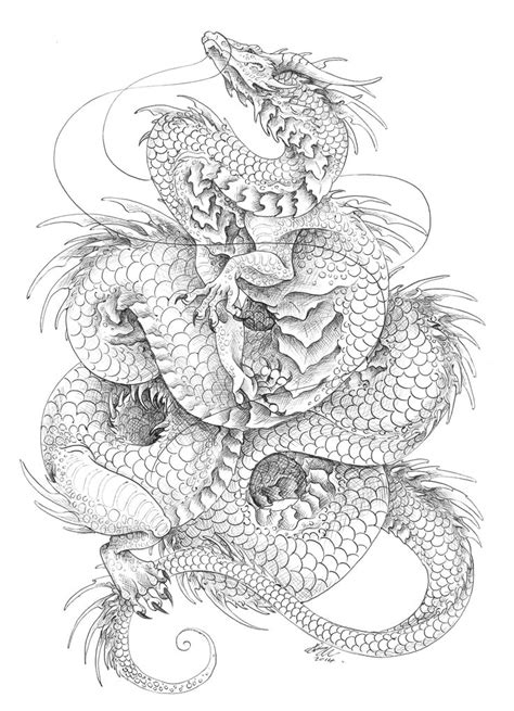 tattoo drawings on paper 37 best images about dragons on
