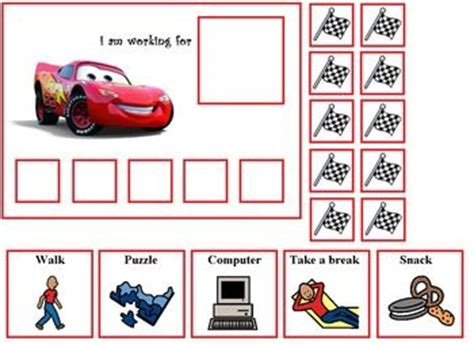 printable token board template bing images