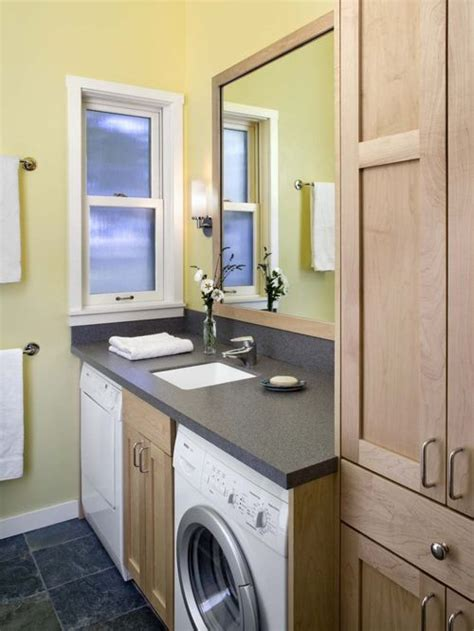 laundry in bathroom ideas laundry bathroom combo ideas pictures remodel and decor