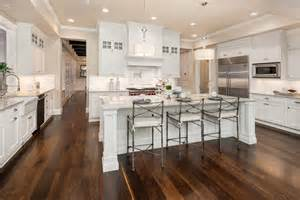 63 beautiful traditional kitchen designs designing idea white kitchen islands hgtv