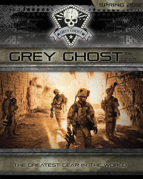 News Presenting Accessories Catalog 2007 by Grey Ghost Gear 2012 Catalog Airsoft Milsim
