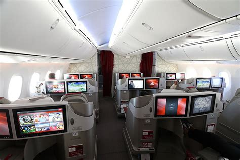 787 Cabin Noise by Review Royal Air Maroc Ram B787 Business Class Samchui