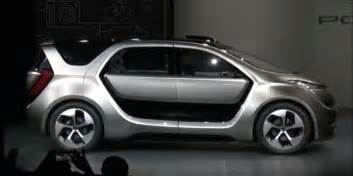 Electric Cars Near Future 7 Concepts Cars Already Unveiled In 2017 Page 4 Of