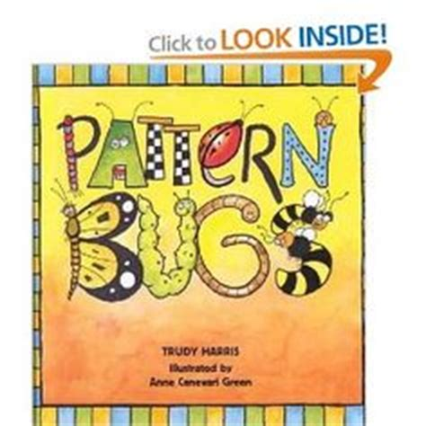 pattern story books for kindergarten patterns on pinterest math pattern and free