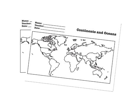 printable label the continents worksheet maps continents oceans worksheet label the continents